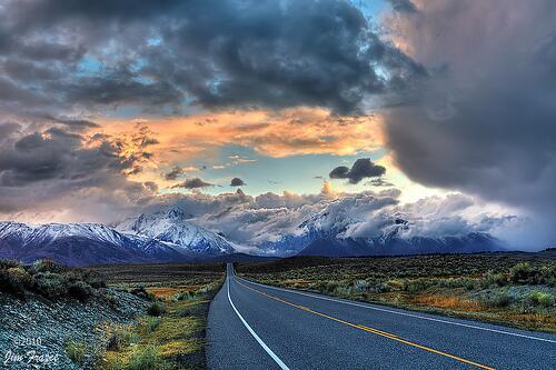 Apenas estás en el inicio de tu viaje, relájate, coge ventanilla y disfruta de las vistas