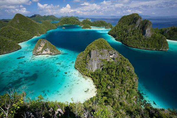 El paraíso está en la expresión de cómo miramos el mundo, ¿Cómo lo miras tú?