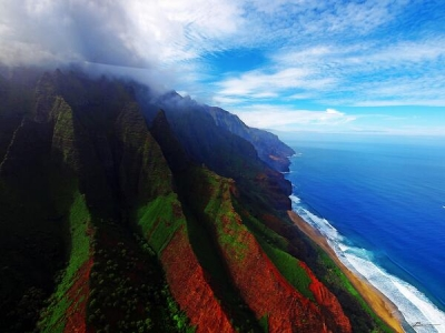 Los colores del mundo son los reflejos de tu alma